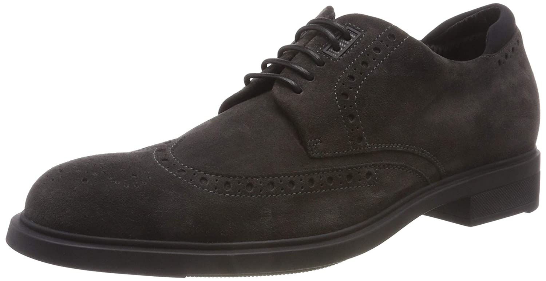 BOSS Firstclass_derb_sdwt, Zapatos de Cordones Derby para Hombre