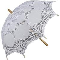 Lace - Sombrilla de encaje para boda, color