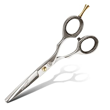 Amazon professional haircut scissors japanese stainless steel professional haircut scissors japanese stainless steel ultra sharp cuts clean best solutioingenieria Images