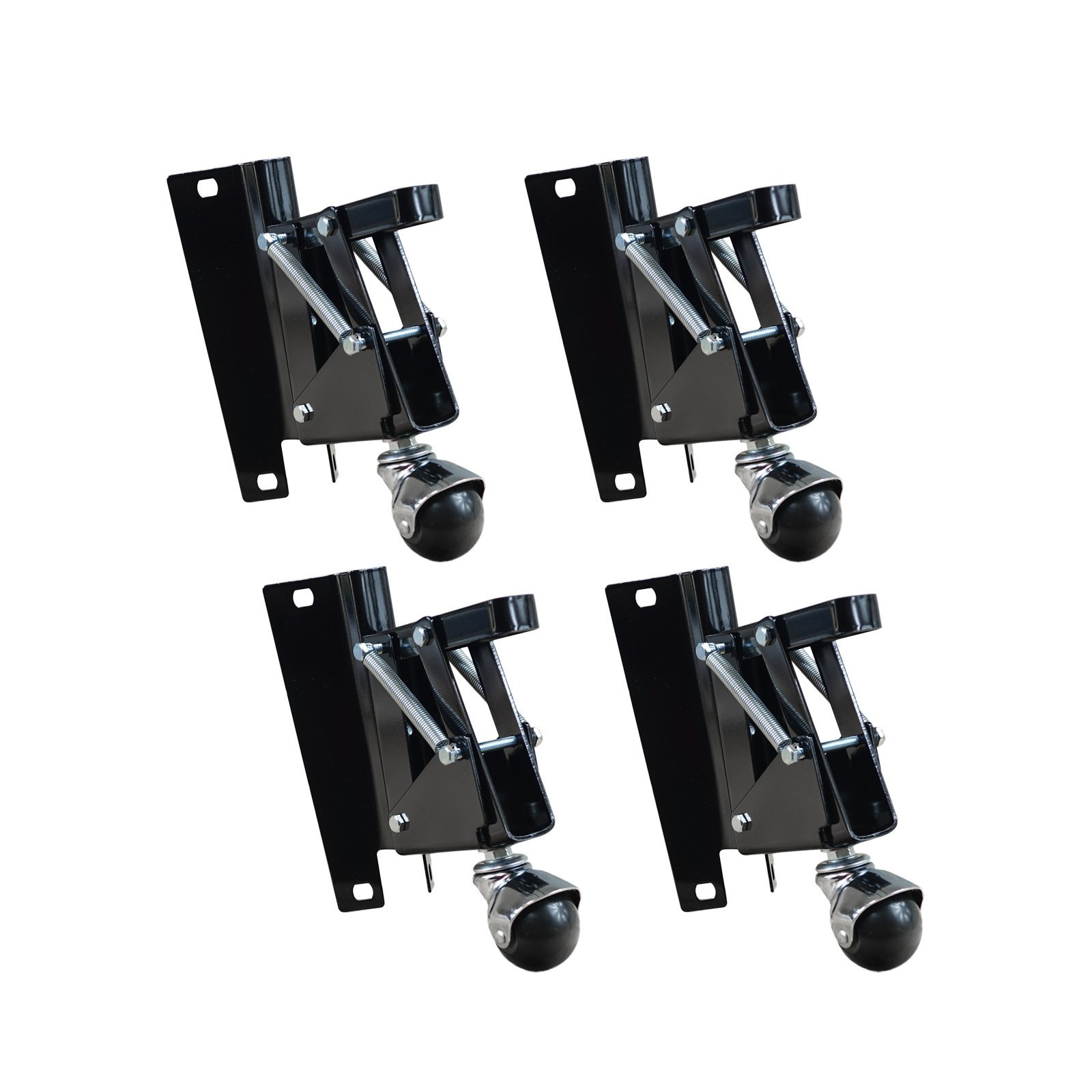 POWERTEC 17200 Retractable Caster Kit (4 Pack)