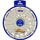 KREG Tools SSW Kreg 螺丝选择器轮。 木工