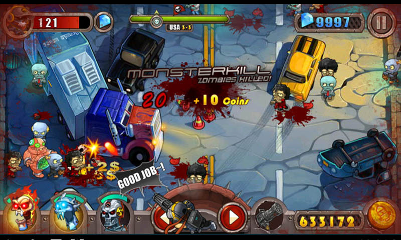Zombie Evil Amazon Es Appstore Para Android