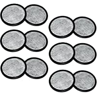 Everyday 12-Replacement Charcoal Water Filters for Mr. Coffee Machines