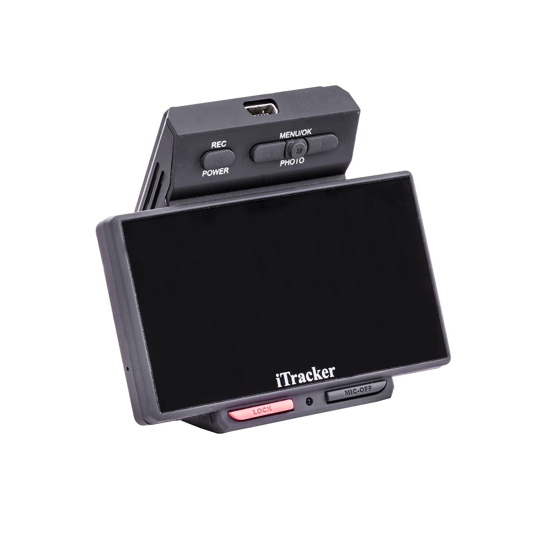Dashcam iTracker STEALTHcam Testbericht 2014