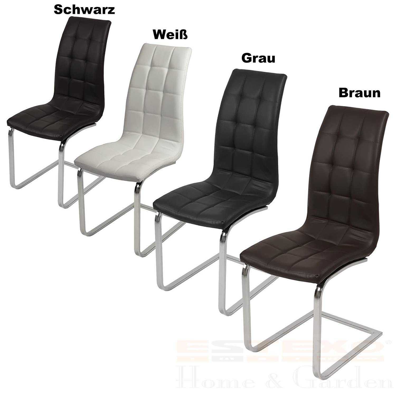 *4er Set Schwingstuhl – Farbe wählbar*