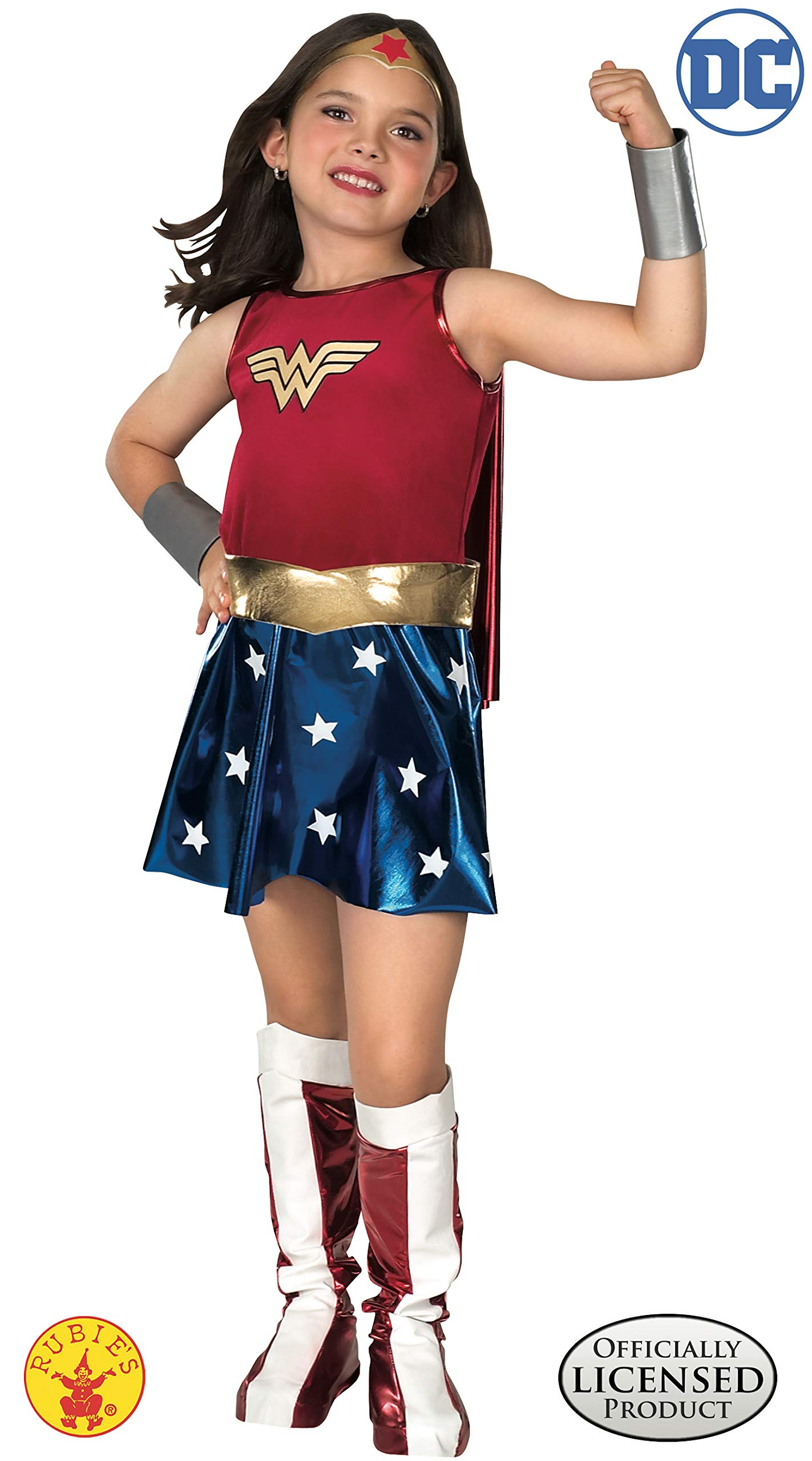 Super DC Heroes Wonder Woman Child's Costume by Rubie's
