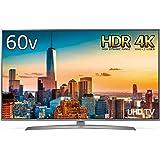 LG 60V型 4K対応 液晶 テレビ UJ6500シリーズ 60UJ6500 HDR対応 IPS4Kパネル スリムボディ Wi-Fi内蔵