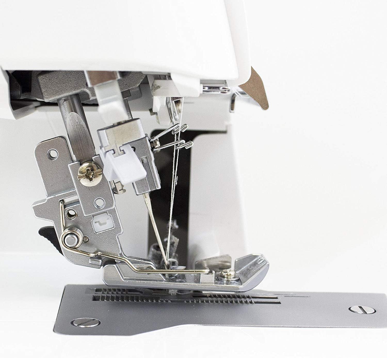 Juki MO-1000 Serger, Push Button Jet Air Looper Threader by JUKI ...