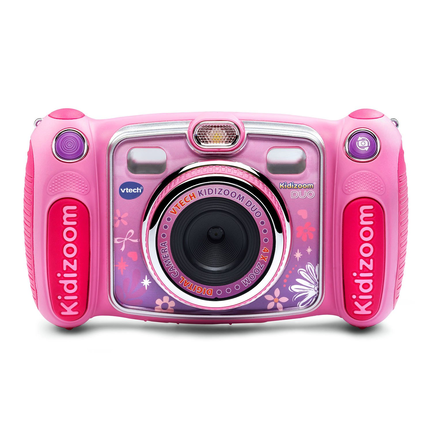 VTech Kidizoom Duo Selfie Camera, Amazon Exclusive, Pink by VTech