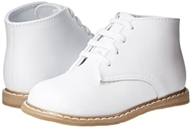 Baby Deer High Top Leather - First Shoes For Baby Walking