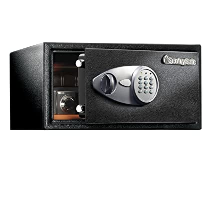 SentrySafe X105 Security Safe with with Digital Keypad, 0 9 Cubic Feet  (Large)