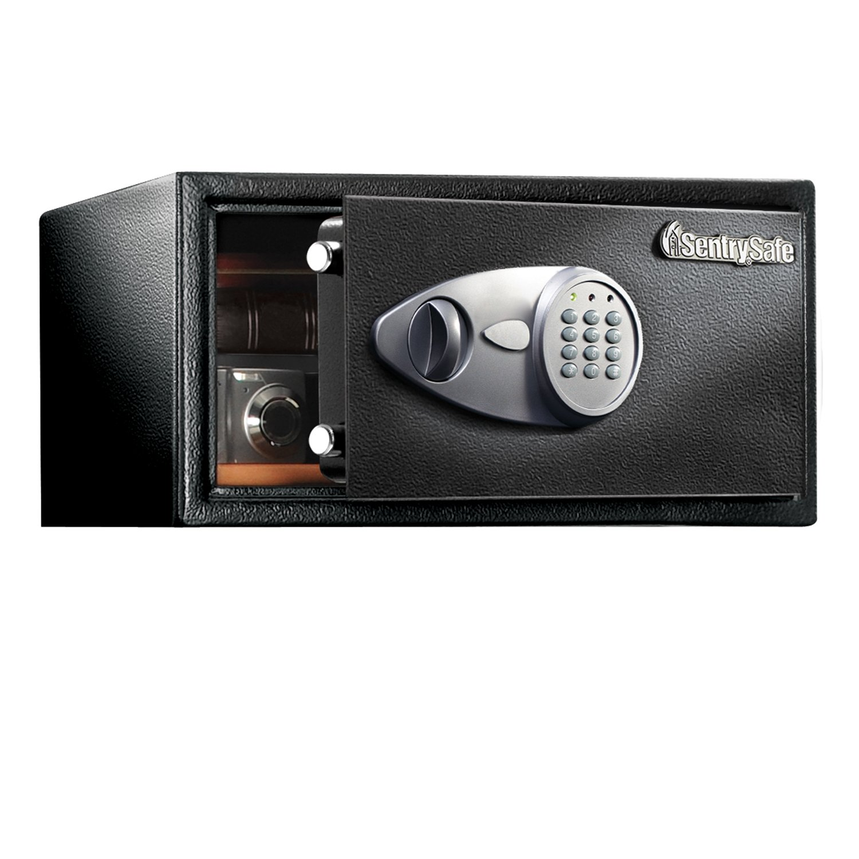 SentrySafe Security Safe, Large Digital Lock Safe, 1.0 Cubic Feet, X105