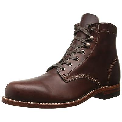 "Wolverine Heritage Original 1000 Mile 6"" Boot Cordovan No. 8 Leather 7.5   Oxford & Derby"