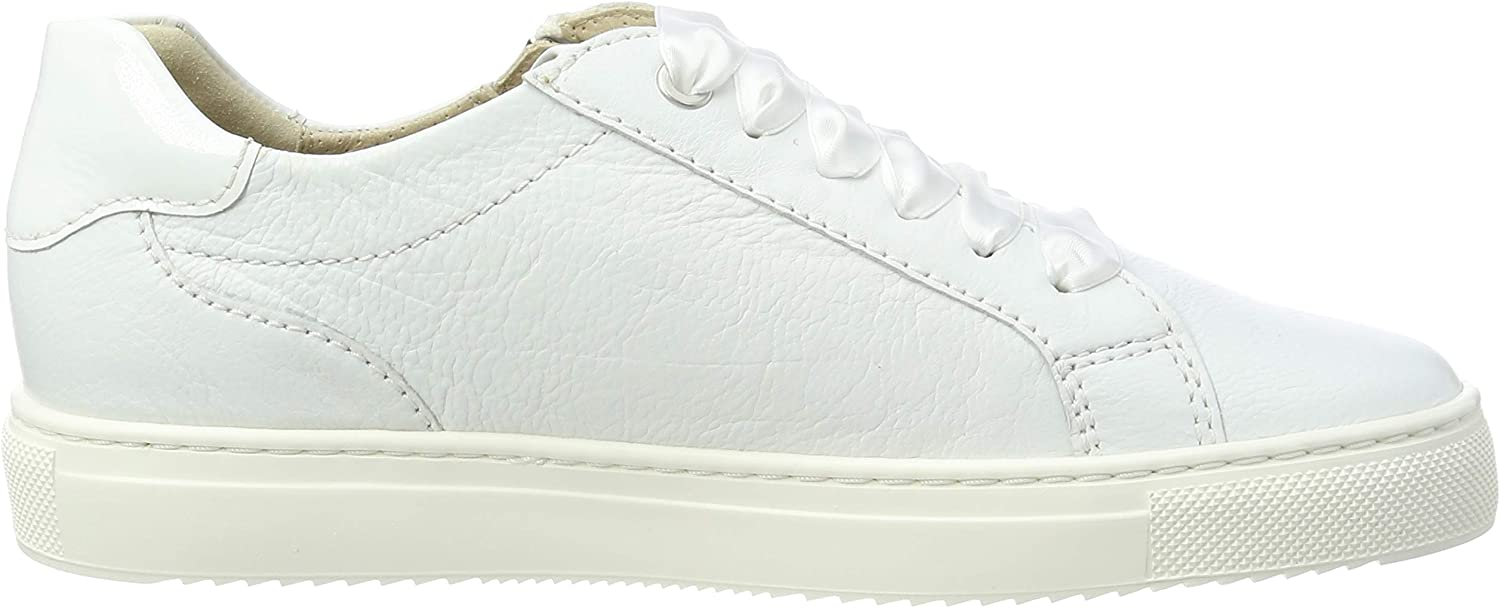 Sioux Purvesia-704-xl Damessneakers wit (wit 001)
