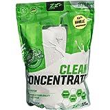 ZEC+ WHEY CLEAN CONCENTRATE Protein Shake | fantastischer Geschmack | ~20% BCAAs | ~45% EAAs | für gesunden Muskelaufbau | Eiweiß-Konzentrat | Made in Germany | Geschmacksrichtung VANILLE 1 kg