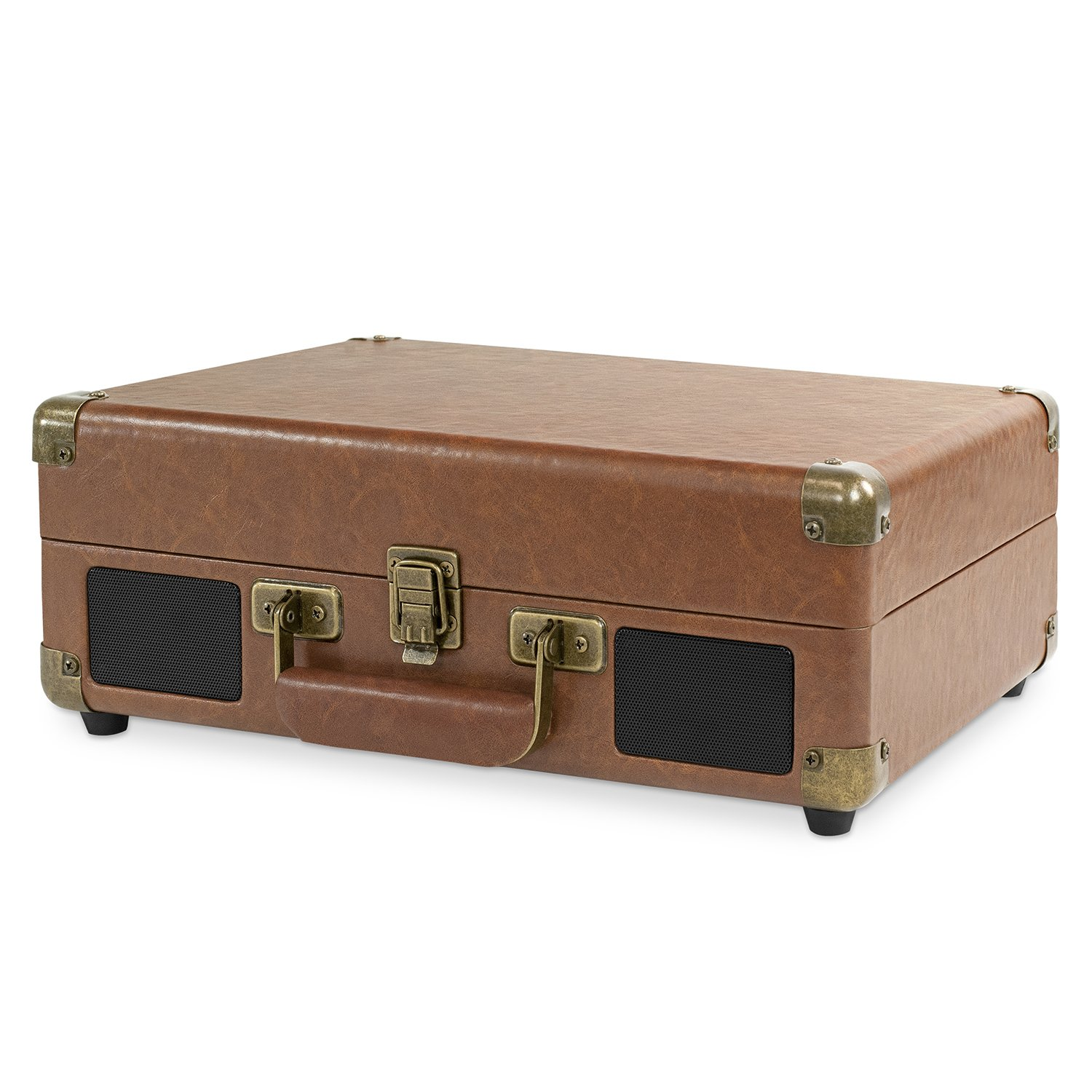 Victrola Bluetooth Suitcase Record Player 3-Speed Turntable by Victrola (Image #2)