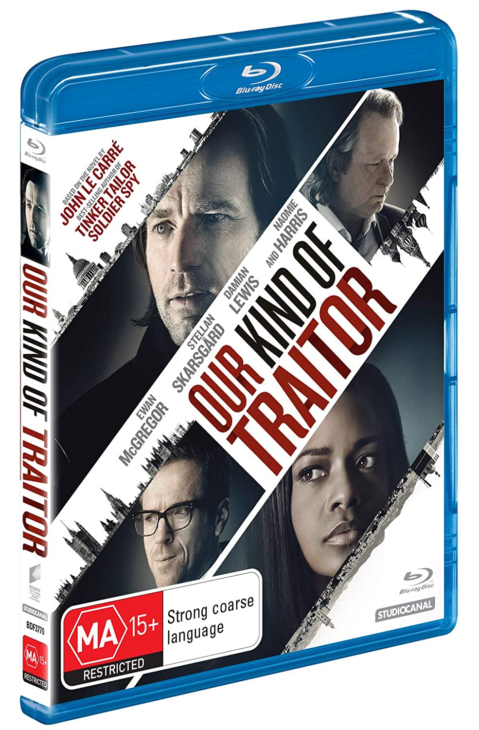 Amazon.com: Our Kind of Traitor | NON-USA Format | Region B ...