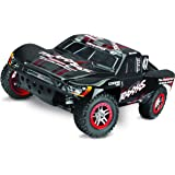 Traxxas 68086-4 Slash 4X4 1/10 Scale 4WD Short Course Truck with TQi 2.4GHz Radio and TSM Mike Jenkins