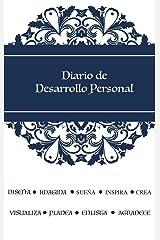 Diario de Desarrollo Personal: para hombres (Spanish Edition) Hardcover