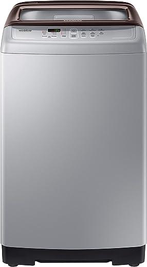 6.5 Kg Samsung Fully-Automatic Top Loading Washing Machine Wobble technology WA65A4022NS/TL