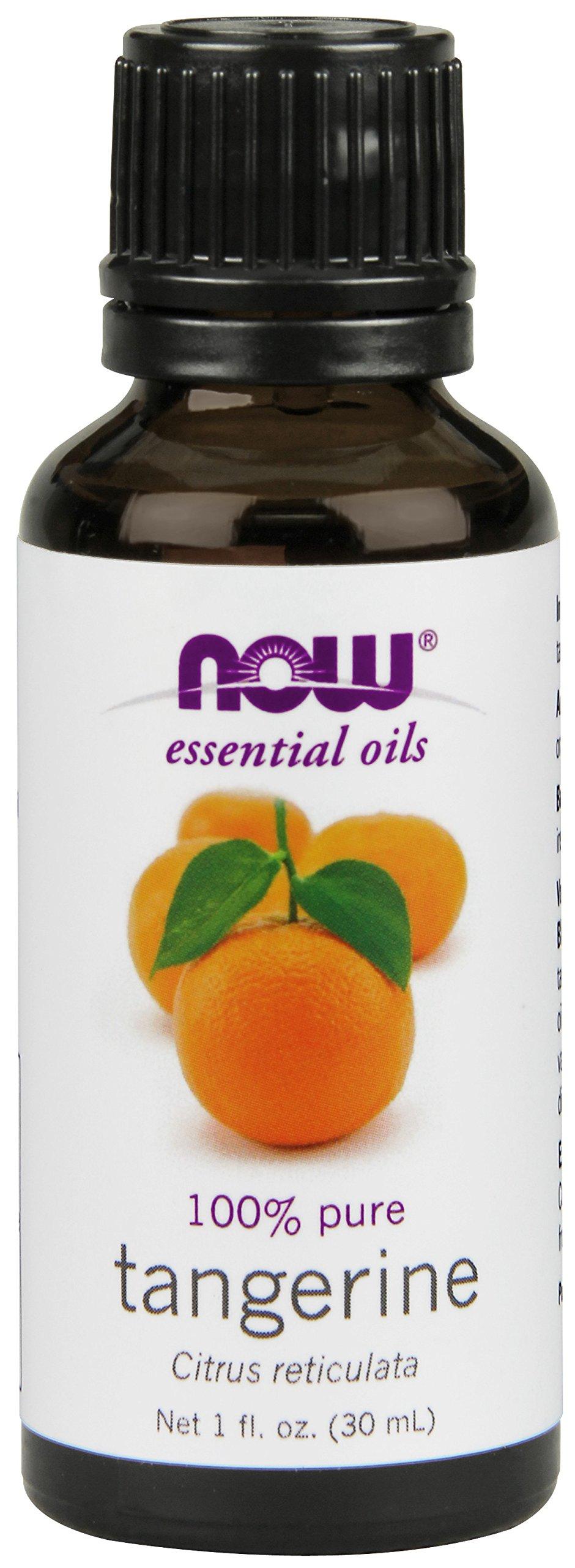 NOW  Tangerine Oil, 1-Ounce