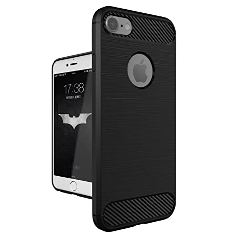 coque iphone 7 noir fine