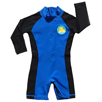 Swim With Me SPF 50+ Baby Swimsuit