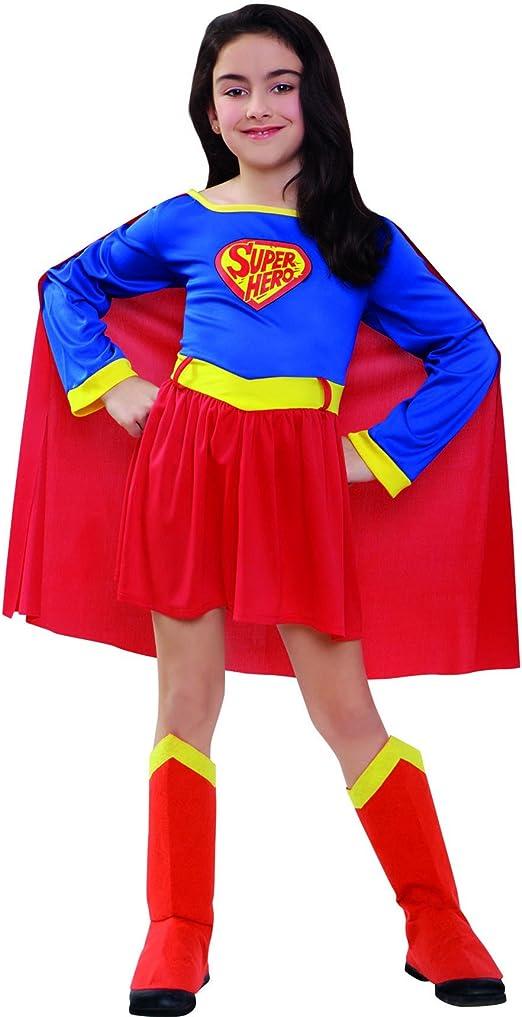 Disfraz de super heroína: Amazon.es: Ropa y accesorios