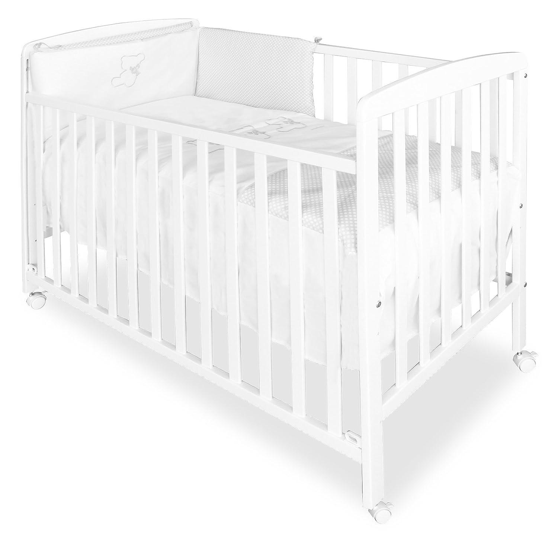 Comprar Cunas para Bebes Asalvo 12371 - Cuna de madera