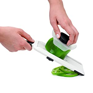 OXO Good Grips Adjustable Handheld Mandoline Slicer