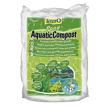 TETRA El compost fertilizante Pond acuática Lt. 4 para estanques: Amazon.es: Productos para mascotas