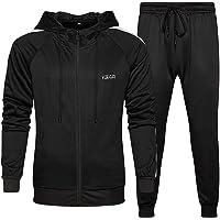 D-Rings Joggingpak voor heren, pullover, trekkoord, hoodie, trainingspak, sportpak, voetbal, sportbroek, hoodie, broek…