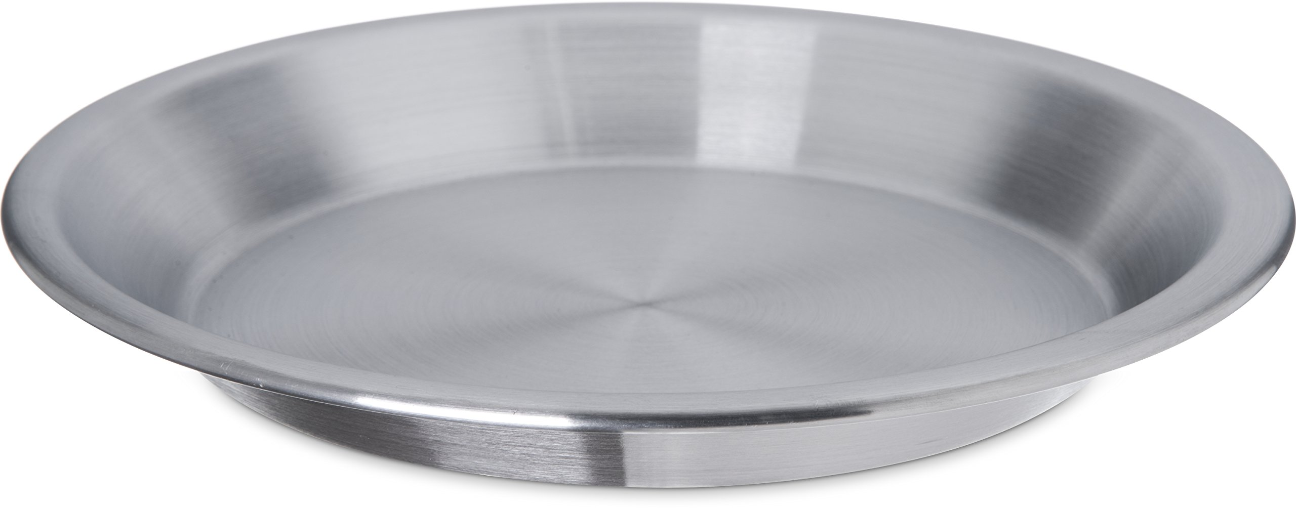 Carlisle 60322 Pie Pan, 9'', Aluminum (Pack of 24) by Carlisle (Image #1)