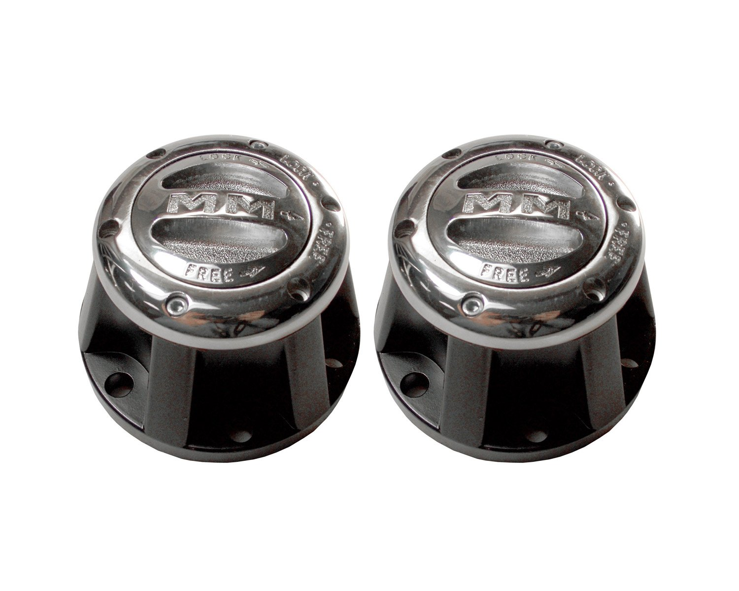 Mile Marker 470 Premium Manual Locking Hub Set