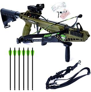 Amazon com : EK Archery Cobra System R9 Crossbow Deluxe