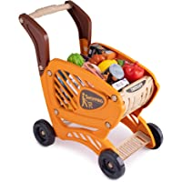 Shopping Cart Toy | Grocery Cart for Kids | Kids Grocery Carts | Kids Shopping Cart with Food | Play Grocery Cart…
