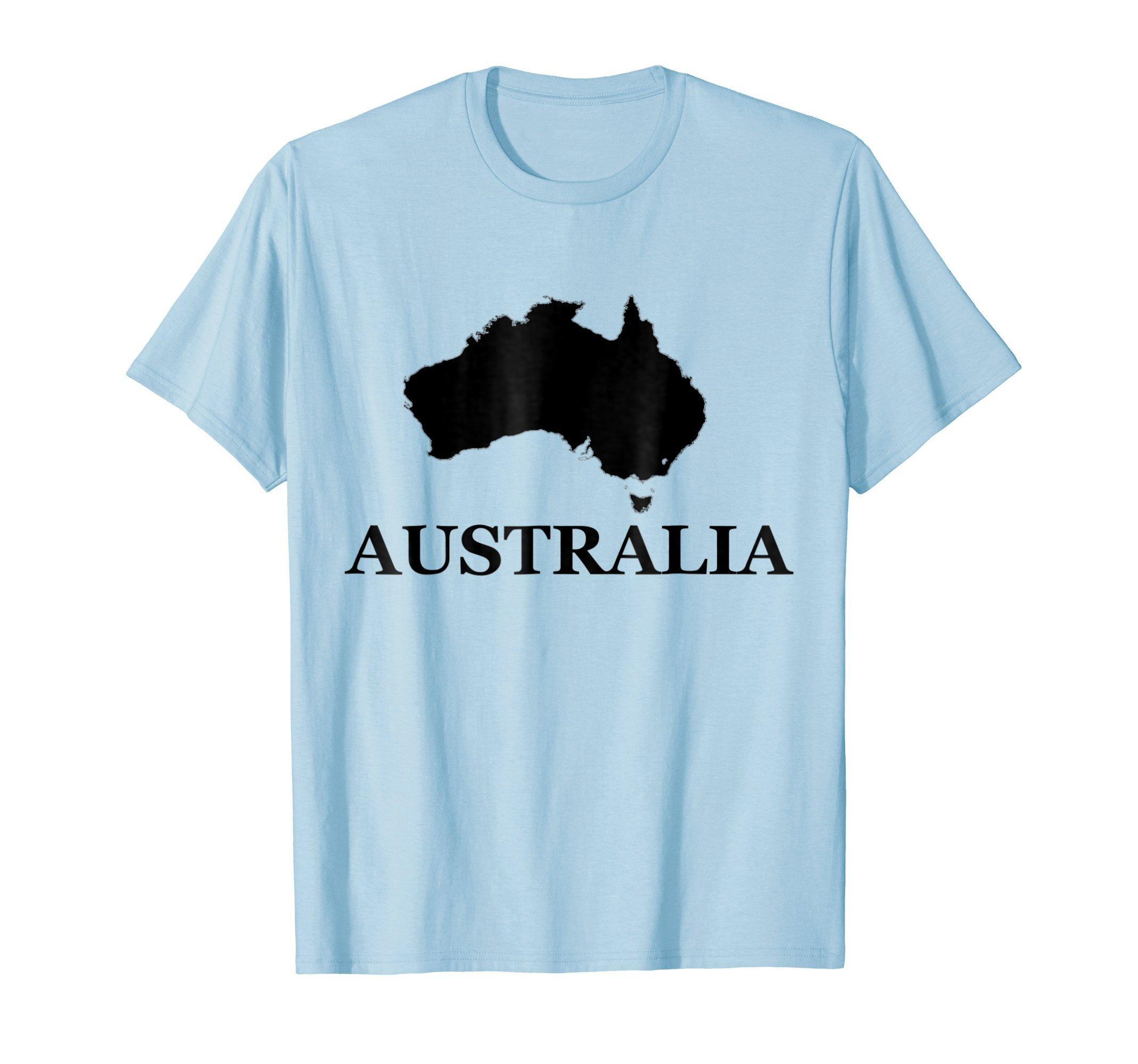 Australia T-Shirt for Travel Tourist Souvenir Gift Melbourne