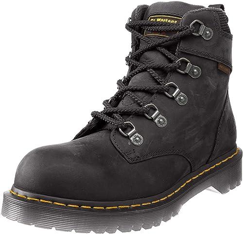 confrontare il prezzo acquisto economico super qualità Amazon.com: Dr. Martens Holkham Steel Toe Hiker: Dr. Martens: Shoes