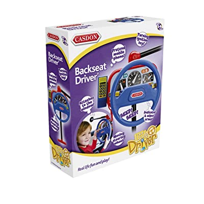 CASDON 214 Toy Backseat Driver: Toys & Games