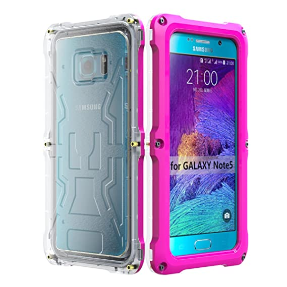 outlet store ac67a 70e06 Amazon.com: Samsung Galaxy Note 5 Waterproof Case, Forhouse IP68 ...