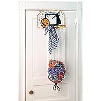 Taylor Toy Basketball Hoop Hamper Laundry Basket