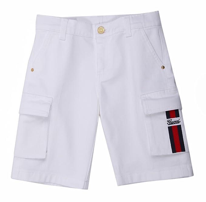 comprare popolare 74500 bd04f Gucci - Pantaloncini - ragazzo: Amazon.it: Abbigliamento