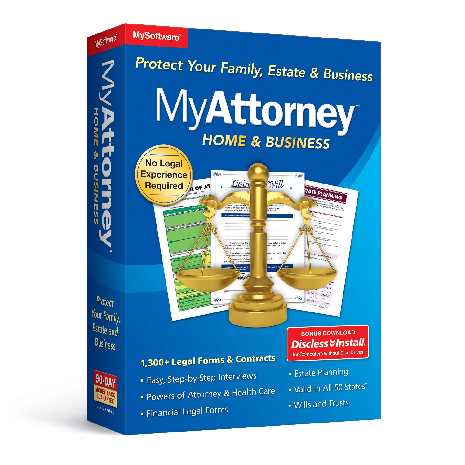 MyAttorney Home & Business by Avanquest