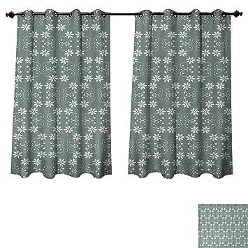 Daisy Kitchen Curtains Design Inspiration Creative Types
