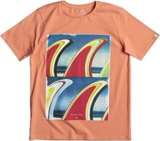 Quiksilver Boys' Classic Fin Fanatic Shirts & Tees