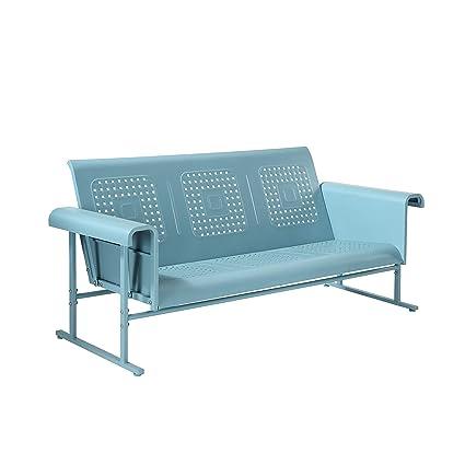 Amazon.com: Crosley Furniture Veranda - Sofá de patio, color ...