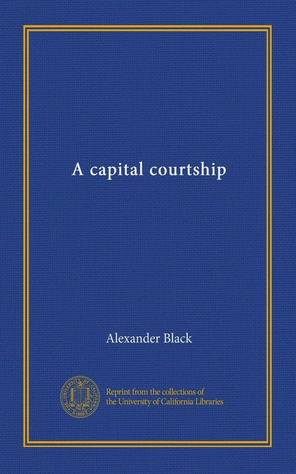 A capital courtship ebook