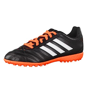 bdb07a4bcf5c adidas Boys Children Boys Goletto Astro Trainers in Black - 12 Child ...