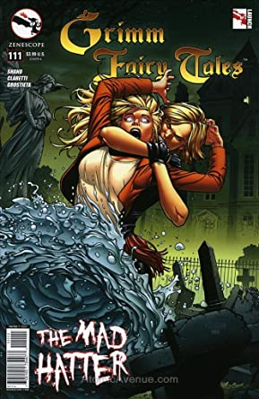 Grimm Fairy Tales Comic Book