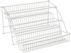 Rubbermaid Pull Down Spice Rack, White FG8020RDWHT (Renewed)